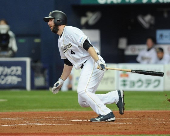 【プロ野球】オリックス モレル内野手・ラストチャンスを待つ