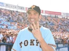 【プロ野球】巨人 ギャレット・J外野手・心優しくて、力持ち