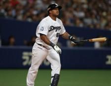 【プロ野球】中日 ビシエド外野手・オフの動向に注目