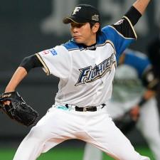 2009年から4年連続二桁勝利を記録するなど日本ハムの歴史を作ってきた武田勝(写真=BBM)