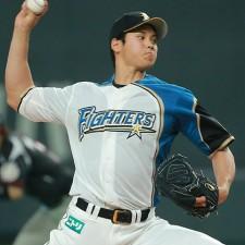 中村晃との対戦を含め、立ち上がりの制球に注目したい(写真=BBM)