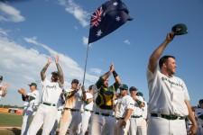 昨年2月のWBC予選を勝ち上がってきたオーストラリア