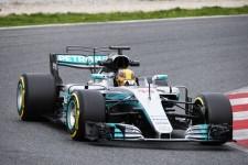 メルセデス・F1 W08 EQ Power+