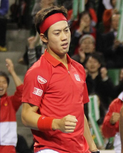 日本のエース錦織圭[写真/tennis365.net]