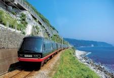 アニメ「ハイスクール・フリート」黒船電車の旅・スタンプラリー開催