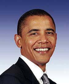 バラク・オバマ上院議員 = 国際 - 写真 - goo ニュース