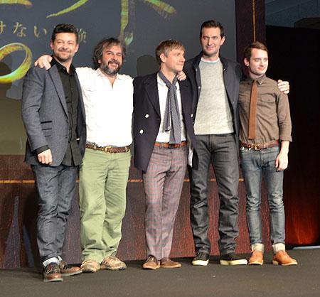 Hobbit Japan Press Conference