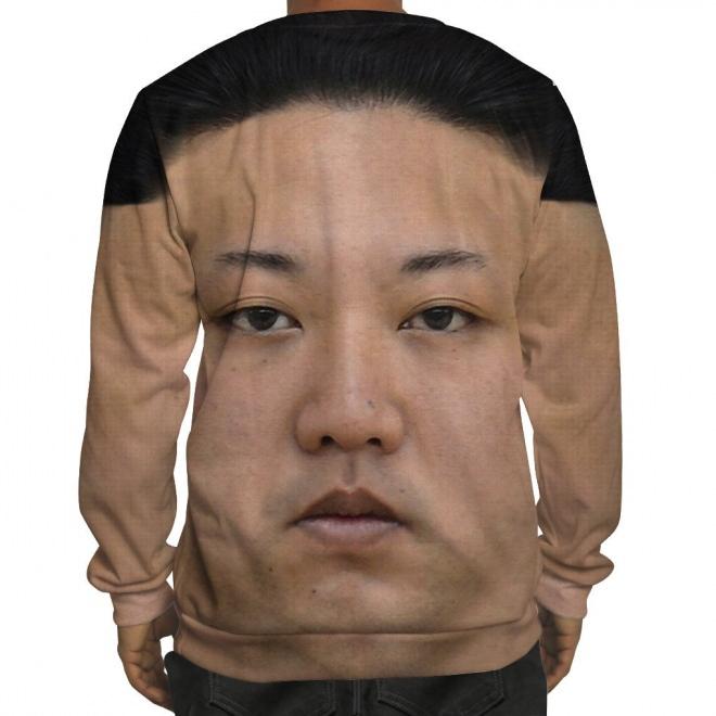 金正恩氏がデザインされた水着「KIM JONG UN ONE PIECE SWIMSUIT」…プーチン大統領やヒラリー・クリントン氏も