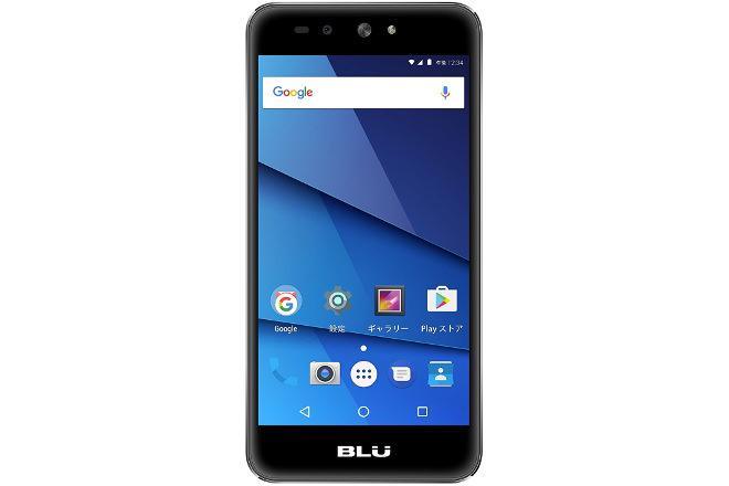 BLUのスマートフォン