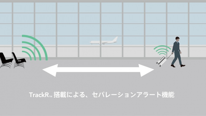 スマートスーツケース