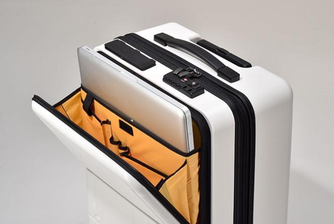 プロテカのスマートスーツケース