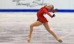 スケートカナダ女子フリーが行われ、SP2位のリプニツカヤが逆転でGPシリーズ初優勝を飾った。 (Photo by Dave Sandford/Getty Images)