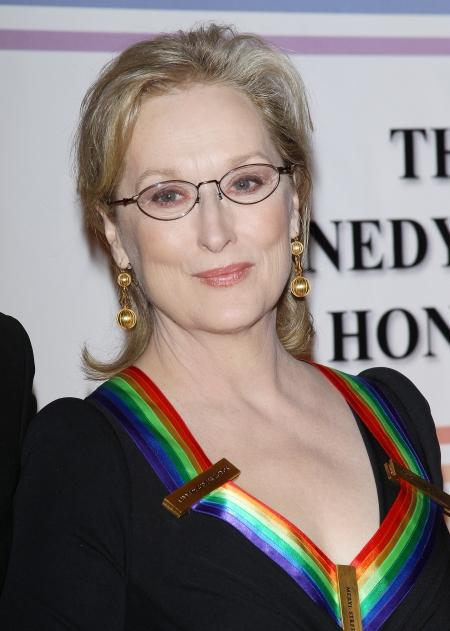 メリル・ストリープ、ケネディ・センター名誉賞を受賞 メリル・ストリープ、ケネディ・センター名誉賞