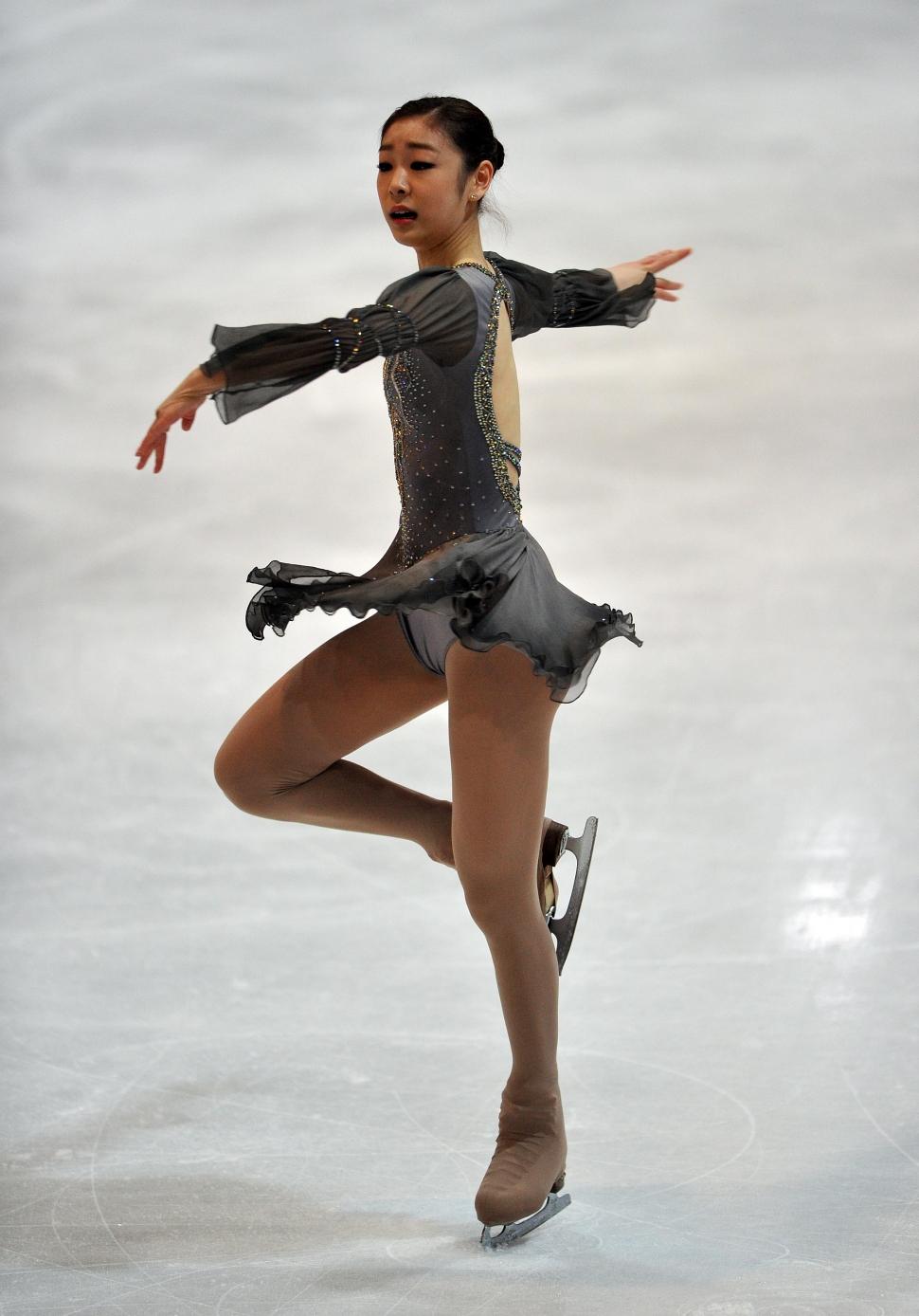 キム・ヨナが今季世界最高得点で優勝 フィギュアスケートNRW杯でキム・ヨナが今季世界最高得点で優