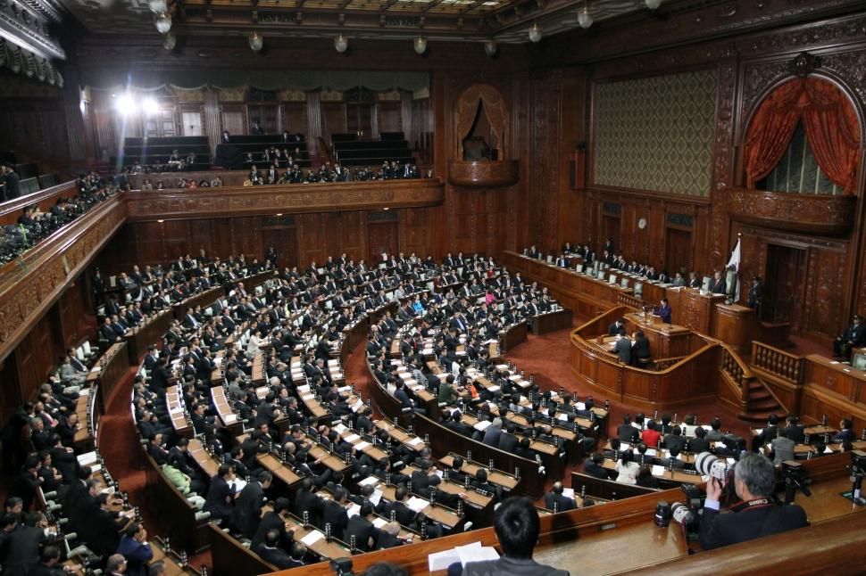 衆議院が解散、選挙戦に突入 衆議院は16日午後の本会議で解散された。これにより民主党政権が審判を