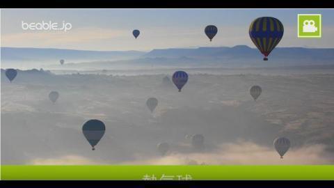 絶景!熱気球に乗ってトルコ カッハ ト キアの空へ