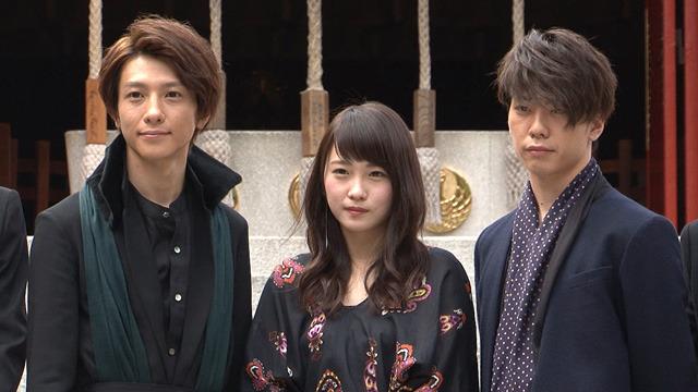 早乙女友貴、島袋寛子との結婚は「来年には…」