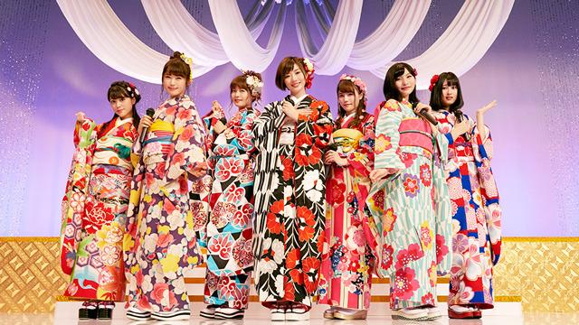 AKB48じゃんけん選抜ユニットがおばあさんに!?
