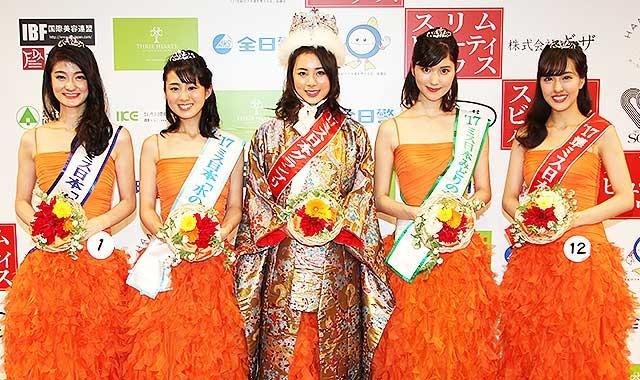 第49回ミス日本コンテスト=グランプリは40年ぶりのミス着物とのダブル受賞