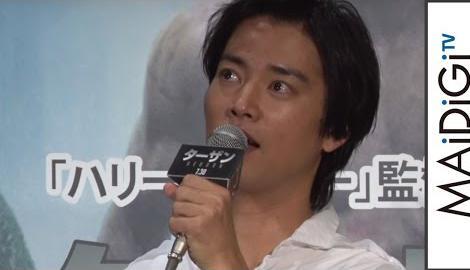 桐谷健太、トリッキーな役ばかりに「役者冥利に尽きる」