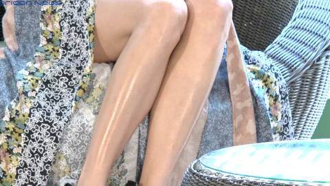 """""""代役""""道端ジェシカ、右足骨折の妹・アンジェリカの経過報告「少しずつ回復」"""