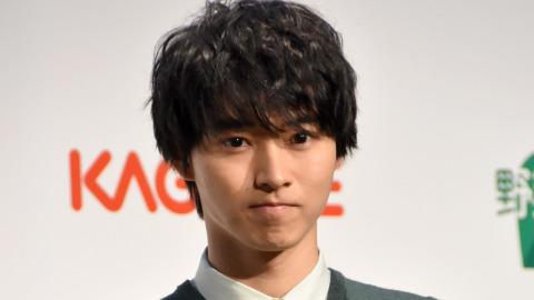 山崎賢人、CMで初の先生役 育ち盛りのエピソード披露