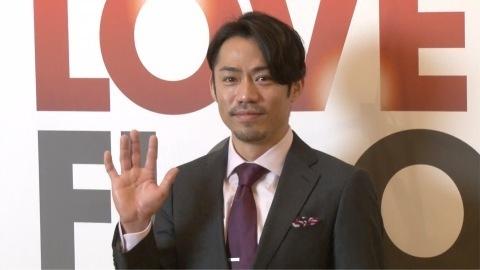 高橋大輔、再演舞台で主役に 女優との絡み「ガンガン攻めていく」