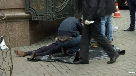 プーチン批判の元ロシア議員、ウクライナ首都で暗殺