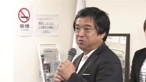 「TPP強行採決」発言、福井議員の理事辞任了承
