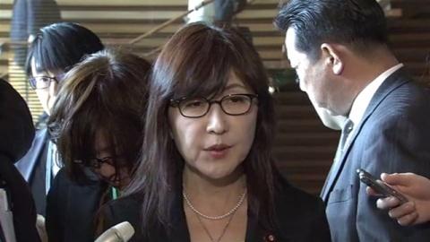 稲田防衛相「夫は土地売却には一切関係ない」
