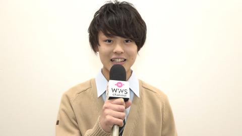 """2月5日、東京原宿のベルエポック美容専門学校内のステージで""""今、制服が最も似合う男女を決めるコンテスト""""である第4回制服アワードが開催され、 グランプリを藤崎太一が受賞した。WWSチャンネルでは舞台裏"""