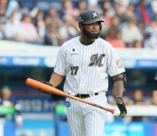【プロ野球】ロッテ ナバーロ内野手・可能性を秘めた怪物