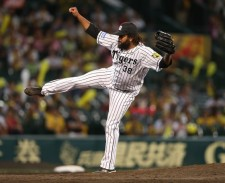 【プロ野球】阪神 マテオ投手・大きな期待に応えられず