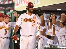 【プロ野球】楽天 ペゲーロ外野手・規格外のパワーで存在感