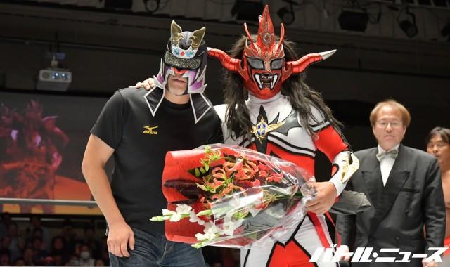 引退を表明した獣神サンダー・ライガーが最後のMASTERS参戦でエル・サムライとのタッグ結成を熱望!