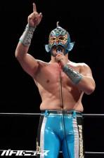 引退を表明した獣神サンダー・ライガーへ琉球のグルクンマスクが最後の一騎打ちを熱望!「沖縄のファンのみんなでライガーさんにお礼を言いたい」