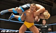 約10年ぶりにプロレスのリングに立つ太田一平