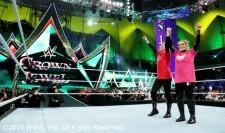 ナタリアとレイシーはWWEの歴史に名を刻んだ