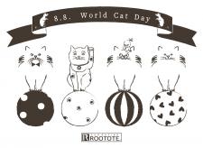 トートバッグの専門店「ROOTOTE」 世界ネコの日イベント