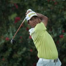 松山、我慢のゴルフで優勝戦線に留まる! 1打差2位で最終日へ
