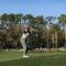 PGAツアーでよく見る冬でも綺麗な緑色の秘密・寒さに強い芝「ライグラス」とは