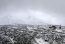男性が見つかり死亡が確認された大雪山系旭岳