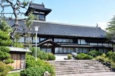 ニトリHDが取得した小樽の老舗旅館「銀鱗荘」