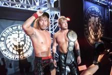 【新日本】内藤&SANADAが36分超えの死闘を制し新タッグ王者に!7.25ドームでタイチ&ザックがリベンジ要求!!<7.11札幌大会・全試合結果>