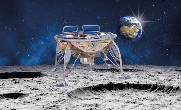 イスラエル「SpaceIL」、月面探査機を今年12月に打上げ