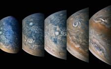 木星北半球をタイムラプス撮影でどうぞ