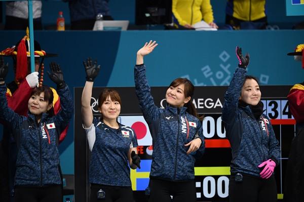 すごいぞ、日本女子カーリング。「過去最高」を超えて、さらに上へ!