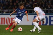 コンサドーレ札幌戦で3得点すべてに絡む活躍を見せた齋藤学