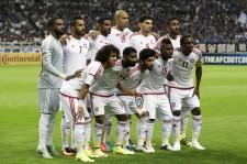 日本は難敵UAE相手に結果を出せるか。photo by Fujita Masato