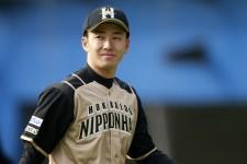 今季初登板となった4月6日のロッテ戦では6回途中2失点と好投を見せた斎藤佑樹